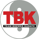 Team Brewer Karate Center Logo